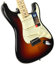 Fender American Elite Stratocaster in 3 Tone Sunburst US19067247 - The Music Gallery