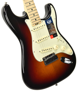 Fender American Elite Stratocaster | The Music Gallery | Front Angle 1