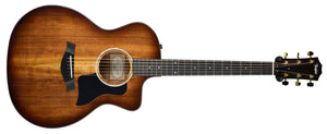 Taylor 224ce-K Deluxe Acoustic Electric Guitar 2106189600 | The Music Gallery | Front Full