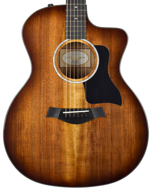 Taylor 224ce-K Deluxe Acoustic Electric Guitar 2106189600 | The Music Gallery | Front Close