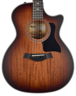 Taylor 324ce V Class Acoustic Electric Guitar 1106269045 | The Music Gallery | Front Close