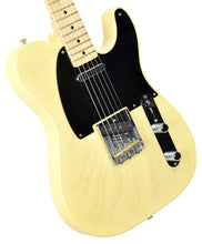 Fender Custom Shop 2017 NAMM 51 Telecaster NOS in Faded Nocaster Blonde R100221 | The Music Gallery | Front Angle 1