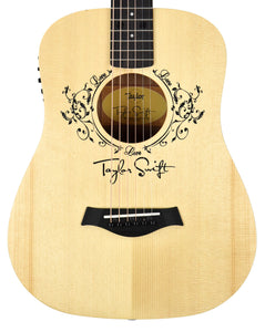 Taylor Taylor Swift Baby Taylor TS-BTe Acoustic Guitar 2107299218 - The Music Gallery