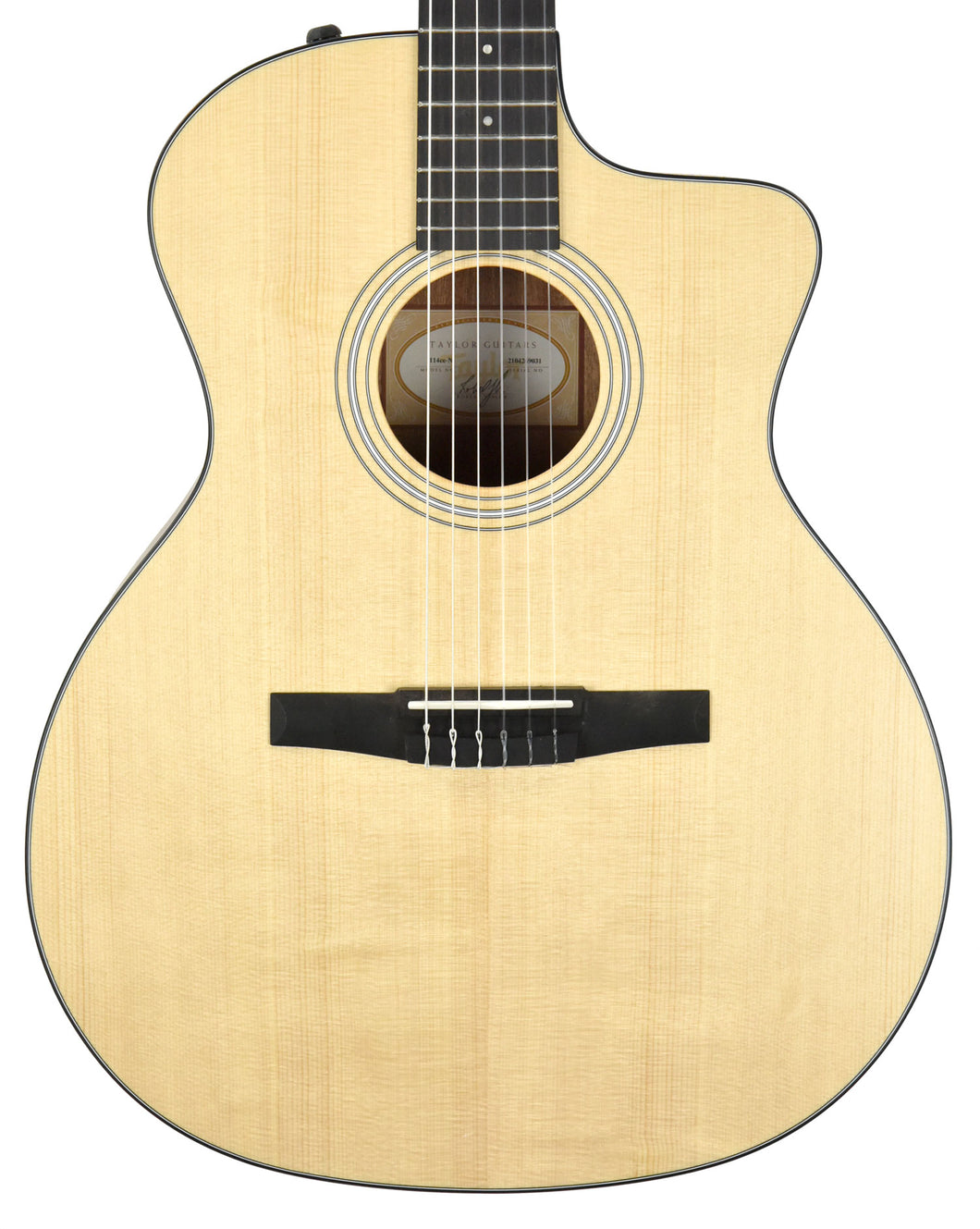 Taylor 114ce-N | The Music Gallery | Front Close
