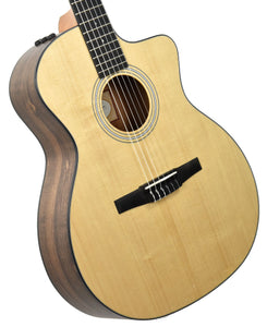 Taylor 114ce-N Acoustic Electric Guitar 2104269031 - The Music Gallery