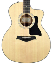 Taylor 114ce Acoustic Electric Guitar | The Music Gallery | Front Close