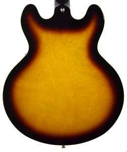 Epiphone Casino in Vintage Sunburst 19051524373 | The Music Gallery | Back Close