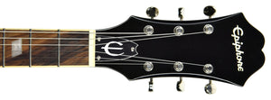 Epiphone Casino in Vintage Sunburst 19051524373 | The Music Gallery | Headstock Front