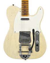 Fender Custom Shop LTD Twisted Tele Journeyman Relic in White Blonde | Front Small