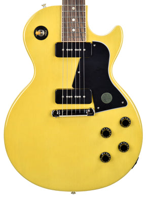 Gibson USA Les Paul Special in TV Yellow 120790021 - The Music Gallery