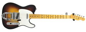 Fender® Custom Shop LTD Twisted Tele Journeyman Relic in Wide Fade 2 Tone Sunburst | Front Large