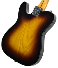 Fender® Custom Shop LTD Twisted Tele Journeyman Relic in Wide Fade 2 Tone Sunburst | Back Right