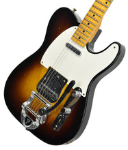 Fender® Custom Shop LTD Twisted Tele Journeyman Relic in Wide Fade 2 Tone Sunburst | Front Right