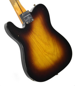 Fender® Custom Shop LTD Twisted Tele Journeyman Relic in Wide Fade 2 Tone Sunburst | Back Left
