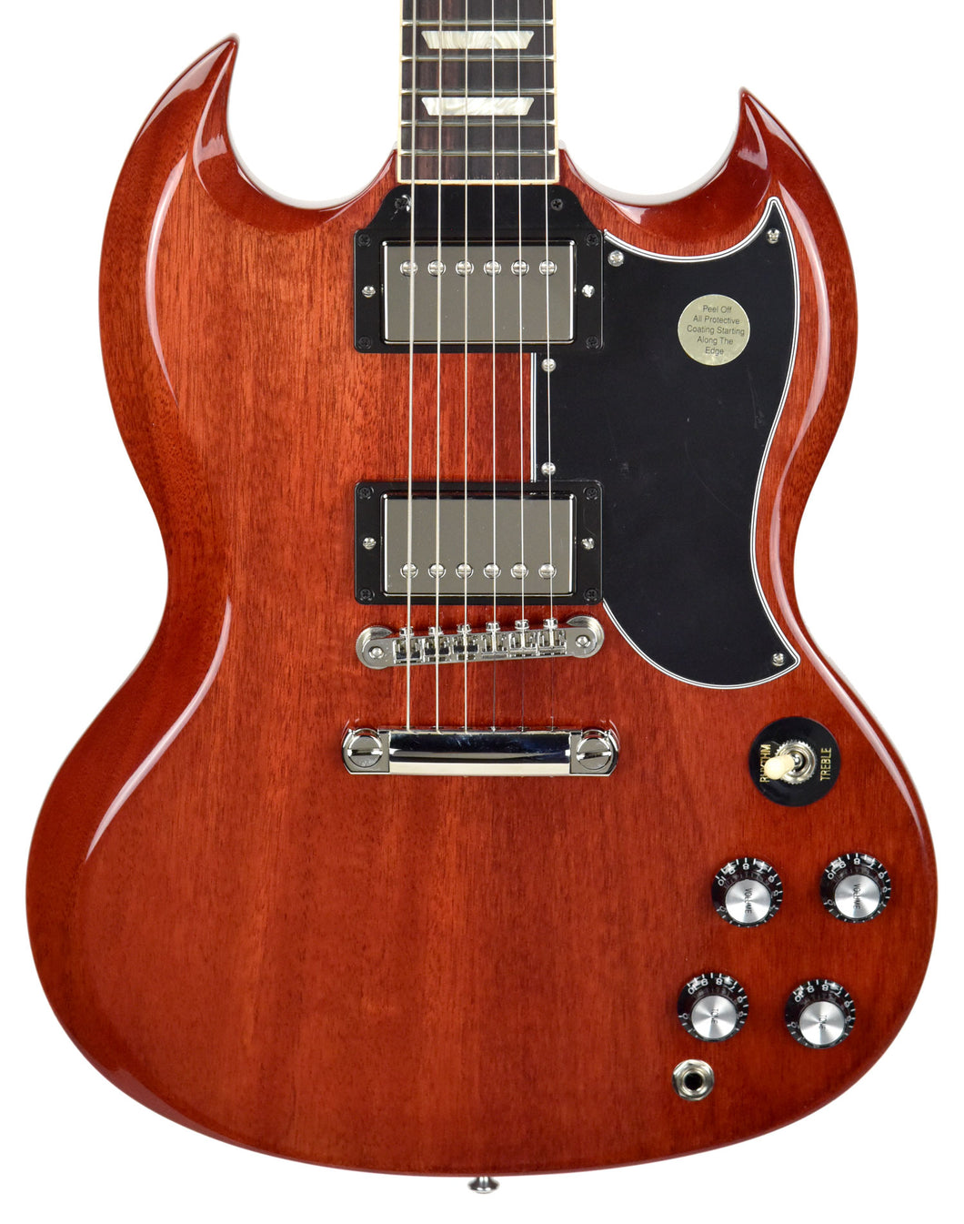 Gibson USA SG Standard '61 in Vintage Cherry 122790023 - The Music Gallery