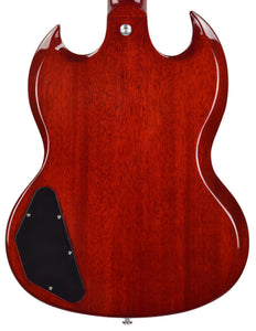 Gibson USA SG Standard in Heritage Cherry 122690056 | The Music Gallery | Back Close