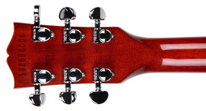 Gibson USA SG Standard in Heritage Cherry 122690056 | The Music Gallery | Headstock Back