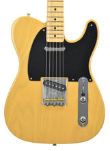 Fender® American Original '50s Telecaster® in Butterscotch Blonde | Front Small
