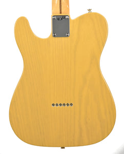 Fender® American Original '50s Telecaster® in Butterscotch Blonde | Back Small