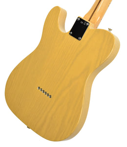 Fender® American Original '50s Telecaster® in Butterscotch Blonde | Back Right