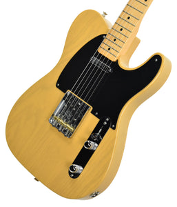 Fender® American Original '50s Telecaster® in Butterscotch Blonde | Front Right