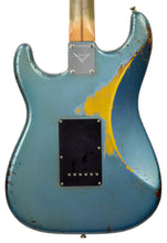Fender Custom Shop Ancho Poblano Stratocaster Relic Masterbuilt by Dale Wilson Lake Placid Blue over 2 Tone Sunburst CZ543839