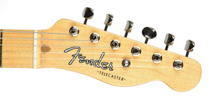 Fender® American Original '50s Telecaster® in Butterscotch Blonde | Headstock Front