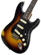 Fender Custom Shop 62 Stratocaster Relic Masterbuilt by John Cruz | The Music Gallery | Front Angle 2