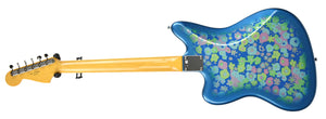 Fender® MIJ Traditional '60s Jazzmaster® in Blue Flower | Back Large