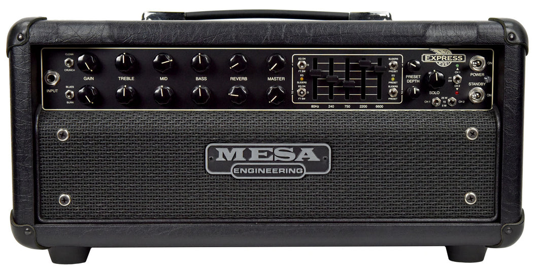 Mesa/Boogie Express 5:25 Plus Head | The Music Gallery | Front Close