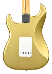 Fender® American Original '50s Stratocaster® in Aztec Gold | Back Small