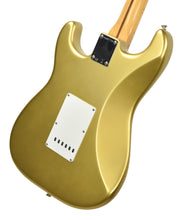 Fender® American Original '50s Stratocaster® in Aztec Gold | Back Right