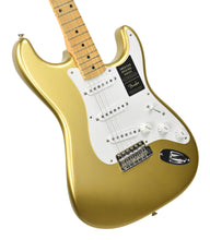 Fender® American Original '50s Stratocaster® in Aztec Gold | Front Left
