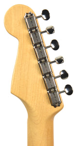 Fender® American Original '50s Stratocaster® in Aztec Gold | Headstock Back