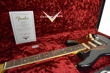 Fender Custom Shop Postmodern HSS Stratocaster Relic in Black XN11553 | The Music Gallery | Open Case Certificate