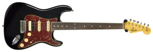 Fender Custom Shop Postmodern HSS Stratocaster Relic in Black XN11553 | The Music Gallery | Front Full