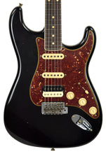 Fender Custom Shop Postmodern HSS Stratocaster Relic in Black XN11553 | The Music Gallery | Front Close