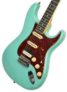 Fender Custom Shop Postmodern HSS Stratocaster Relic in Seafoam Green XN11535 - The Music Gallery
