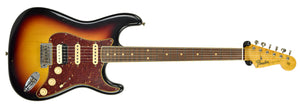 Fender Custom Shop Postmodern HSS Stratocaster Relic in 3 Tone Sunburst XN11100 | The Music Gallery | Front Full