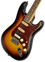 Fender Custom Shop Postmodern HSS Stratocaster Relic in 3 Tone Sunburst XN11100 | The Music Gallery | Front Angle 1