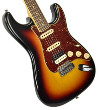 Fender Custom Shop Postmodern HSS Stratocaster Relic in 3 Tone Sunburst XN11100 | The Music Gallery | Front Angle 2