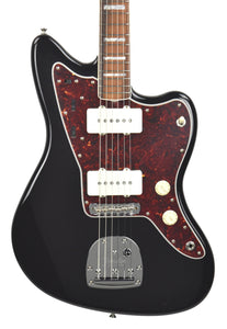 Fender® 60th Anniversary Jazzmaster in Black | Front Small