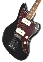 Fender® 60th Anniversary Jazzmaster in Black | Front Right