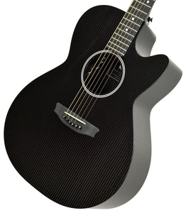 Rainsong H-WS1000N2 Carbon Fiber Acoustic Electric 19451