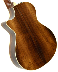 Used Taylor GC LTD Brazilian Rosewood 20080814119 | The Music Gallery | Back Angle 2