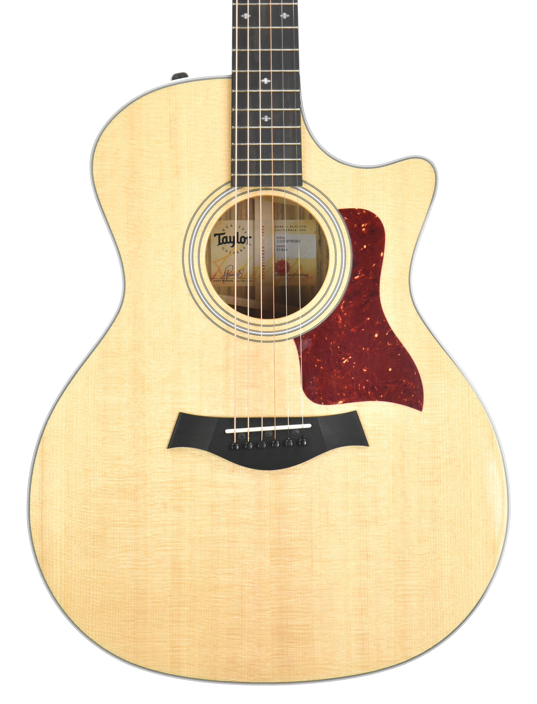 Taylor 414ce Acoustic Guitar | Front Small