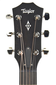 Taylor 414ce Acoustic Guitar | Headstock Front