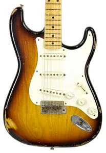 Used Vinetto Artifact DC-55 in Two Tone Sunburst 0012 | The Music Gallery | Front Close