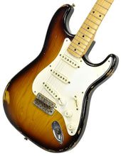 Used Vinetto Artifact DC-55 in Two Tone Sunburst 0012 - The Music Gallery