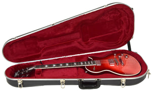 USED 2018 Gibson HP Les Paul in Blood Orange Fade 180060067